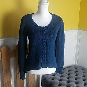 Cabi Blue Sweater
